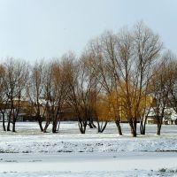 Pierwszy podmuch zimy, Граево