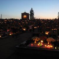 Cmentarz w  Grajewie, Граево