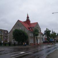 Grajewo, szkoła, Граево