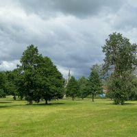 Park centralny- bagnista łączka, Граево
