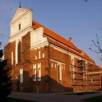 Katedra Łomżyńska, Ломжа