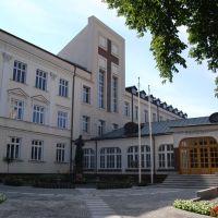Łomża, Wyższe Seminarium Duchowne, Ломжа