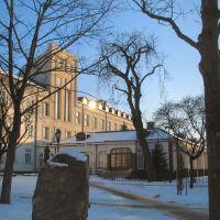 Wyższe Seminarium Duchowne w Łomży, Ломжа