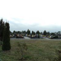 cmentarz 01.11.11, Ломжа