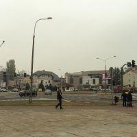 Sikorskiego/Legionów, Ломжа