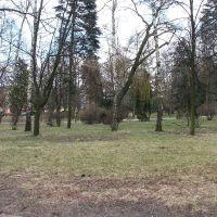 park Wagi, Ломжа