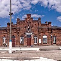 Dworzec PKP Suwałki (Peron), Сувалки