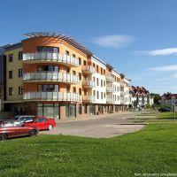 Apartamentowiec przy Jana Pawła II, Сувалки