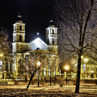 Suwałki. Kościół pw. Św. Aleksandra, Сувалки