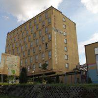 Hotel Hańcza w Suwałkach, Сувалки