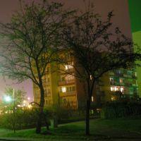 Korczaka jesienną nocą, Сувалки