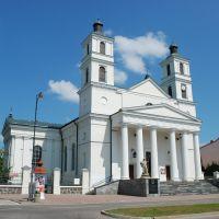 Suwałki - Kościół Św. Aleksandra, Сувалки