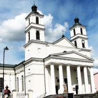 Kościół pw. Najświętszego Serca Pana Jezusa w Suwałkach (Church of the Sacred Heart of Jesus in Suwalki), Сувалки