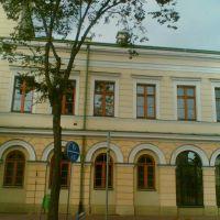 Fragment budynku suwalskiego Ratusza, Сувалки