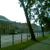 Ulica Kościuszki, Сувалки