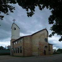 Kościół   p.w.  Świętego Wojciecha, Сувалки