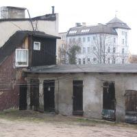 Przy ulicy Reformatów, Вейхерово