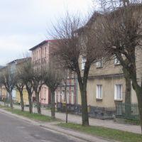 Okolice ulicy Kopernika, Вейхерово