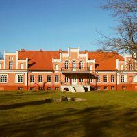Przebendowski palace, Вейхерово