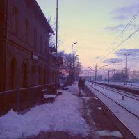 Wejherowo - peron, Вейхерово