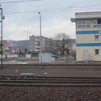 Wejherowo, dworzec PKP, Вейхерово