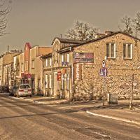 Wejherowo - ulicą Wniebowstąpienia, Вейхерово
