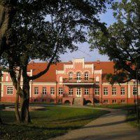 Pałac Przebendowskich w Wejherowie, Вейхерово