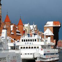 Gdańsk - Nadbrzeże Portowe, Гданьск