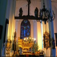 Gdansk - St. Marys Church / Gdańsk - Bazylika Mariacka, Гданьск