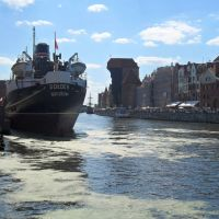 SS Sołdek i Żuraw, Гданьск