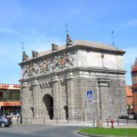 Brama Wyżynna, Гданьск