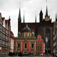 Gdańsk, Royal Chapel, Гданьск