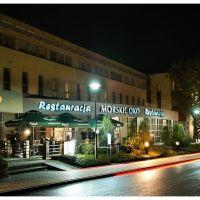 restauracja w Hotelu Nadmorskim, Gdynia | restaurant in Nadmorski Hotel in Gdynia, Гдыня