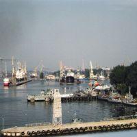 Rejs Gdynia - Karlskrona port w Gdyni, Гдыня