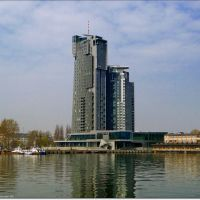Gdynia.Sea Towers.[ks], Гдыня