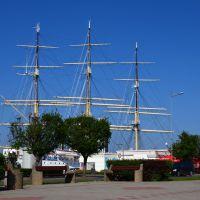 Dar Pomorza (Gdynia), Гдыня