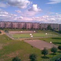 boisko przy ZSP1, Косцержина