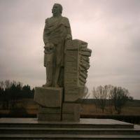Pomnik Wybickiego/ Wybicki Monument, Косцержина