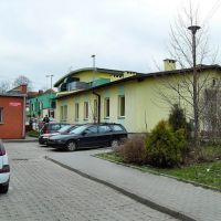 Siedziba nadzoru budowlanego, Косцержина