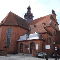 Kościół w Kościerzynie, Косцержина