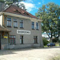 Skorzewo, Леборк