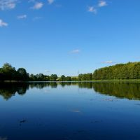 Jezioro Gałęźne, Леборк