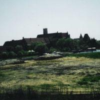 Malbork - zamek krzyżacki XIII - XIV w., Мальборк