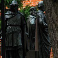 Wielcy Mistrzowie Krzyżaccy / Grand Masters of the Teutonic Knights, Мальборк