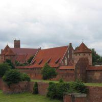 Malbork castle, Мальборк
