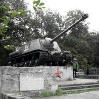 Malbork - ISU 122s, Мальборк