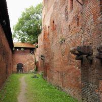 Malbork, między murami, Мальборк