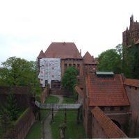 Zamek w Malborku (1274 rok), Мальборк