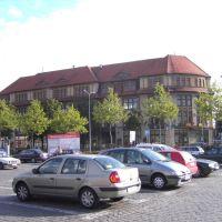 Ehem. Kaufhaus Zeeck in Stolp, Слупск