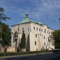 Słupsk - Zamek Książąt Pomorskich 1507 r., Слупск